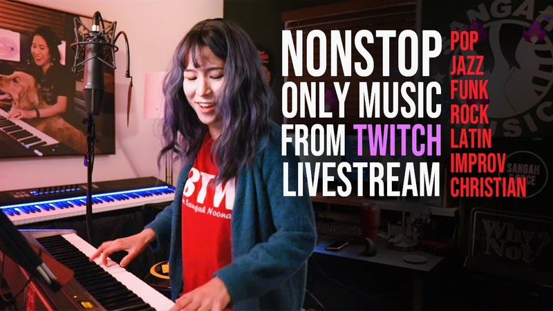 Majesty Mas Que Nada Feeling Yesterday Twitch LIVE by Sangah Noona