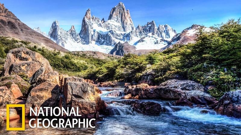 Патагония жизнь на краю земли Первозданная природа Эдем жизни National Geographic