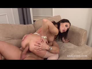 [ / ] Mr. Anderson's Anal Casting Goes Wet, Melissa Fox welcome to Porn with Balls Deep Anal, Pee