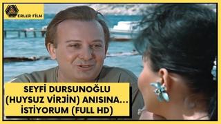 İstiyorum (FULL HD) | Türk Filmi | Huysuz Virjin (Seyfi Dursunoğlu),  Bülent Ersoy, Atilla Saral