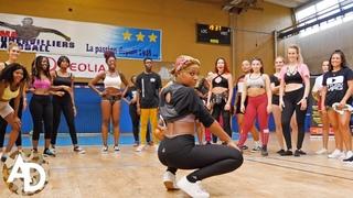Adekunle Gold - Kelegbe Megbe (Dance Class Video) | Nneka Irobunda Choreography