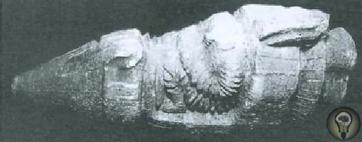 «Шаттл» Топраккала - о древнем артефакте, похожем на современный космический корабль