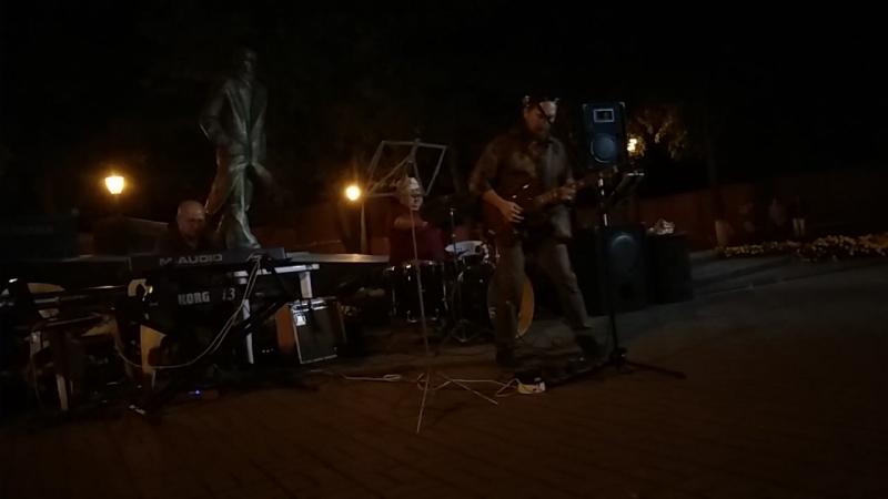 Мацла Band на день города