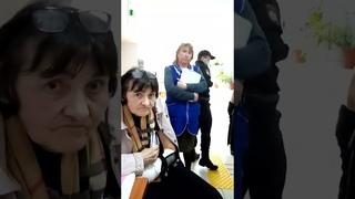 """г. УПФР Северская. Часть 2.  Паника на """" Корабле""""  🤣🙈"""