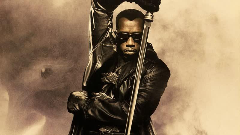 Блэйд 2 Блейд Blade 2 часть 2002 год Ужасы Боевик Триллер Уэсли Снайпс Крис Кристофферсон Рон Перлман Норман Ридус