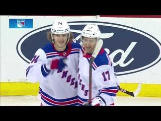 Vitaly Kravtsov scored the 1st goal of his NHL career 4/18/2021