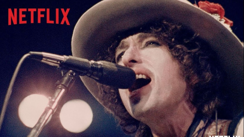 Bob Dylan One More Cup Of Coffee LIVE performance [Full Song] 1975 | Netflix