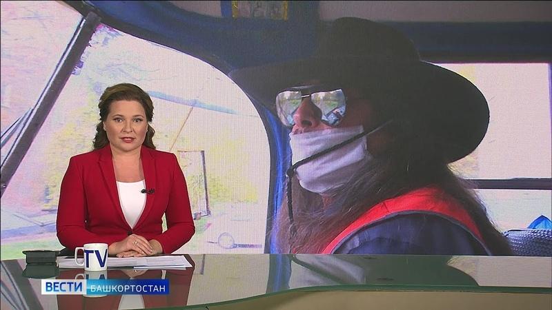 Водитель трамвая в Уфе задержал грабителя рецидивиста