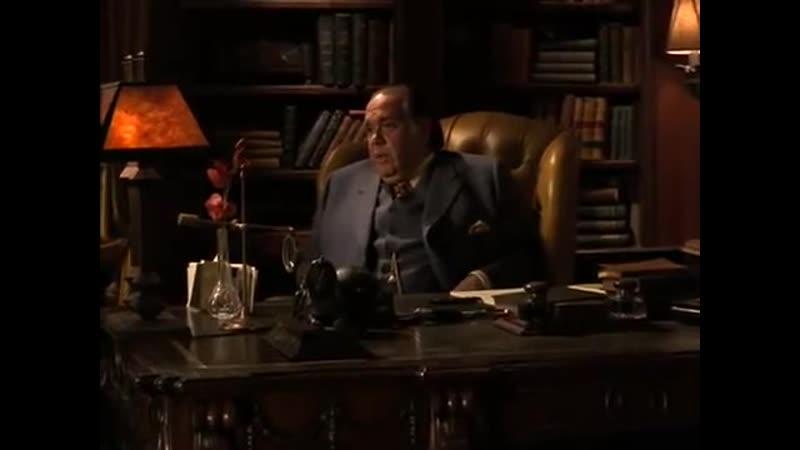 Тайны Ниро Вульфа Бокал шампанского 2001 реж Тимоти Хаттон