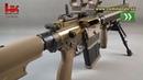 Airsoft Rifle Umarex HK G28 GBB Semi 6mm