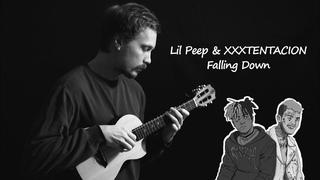 Lil Peep & XXXTENTACION - Falling Down (Ukulele cover)