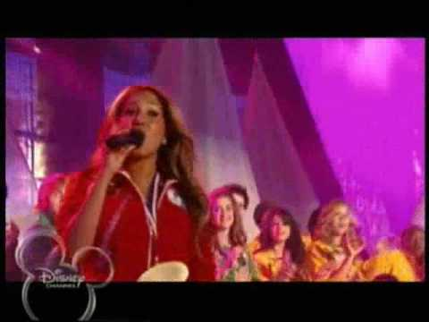One World by The Cheetah Girls Disney Channel Games 08 Closing Ceremonies TCG Live