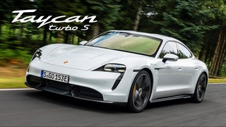 Porsche Taycan Turbo S: Road Review   Carfection 4K