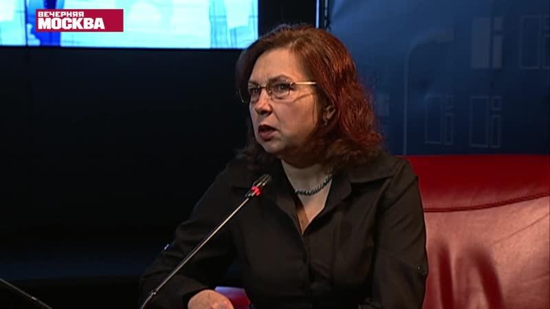 Вечерняя Москва Ирина Новожилова интервью с Никитой Мироновым о бездомных животных