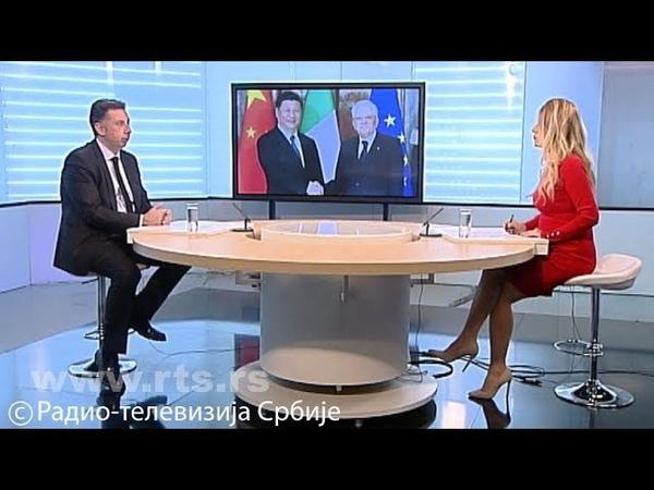Kineski zmaj seje strah po Evropi