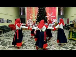 Познавательно-игровая программа для детей «Игры и забавы русской старины».