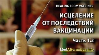 Исцеление от последствий вакцинации. Часть 1.2