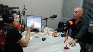 """Захар Прилепин в эфире радиостанции """"Комсомольская правда - Волгоград"""""""