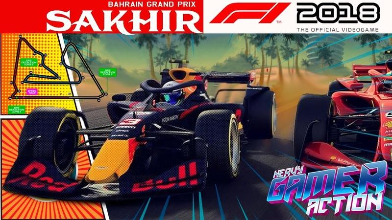 FORMULA 1 GRAND PRIX GULF AIR BAHRAIN 2019 SAKHIR