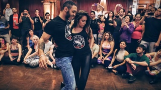 """Amazing! Must Watch Dance! Mario - Let Me Love You - William Teixeira & Paloma Alves """"Zouk Turns"""""""