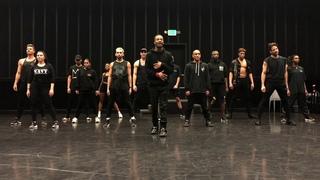 Lady Gaga Stupid Love Richy Jackson Choreography