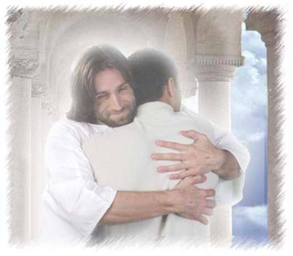 фото фото в объятьях бога душе