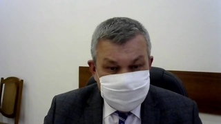 Брифинг  г. о ситуации по борьбе с коронавирусной инфекцией на территории г. Октябрьский