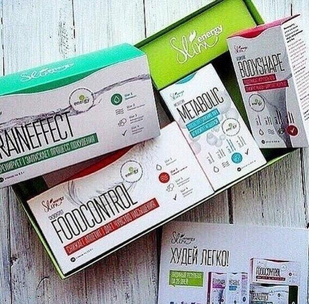 Система похудения энерджи диет