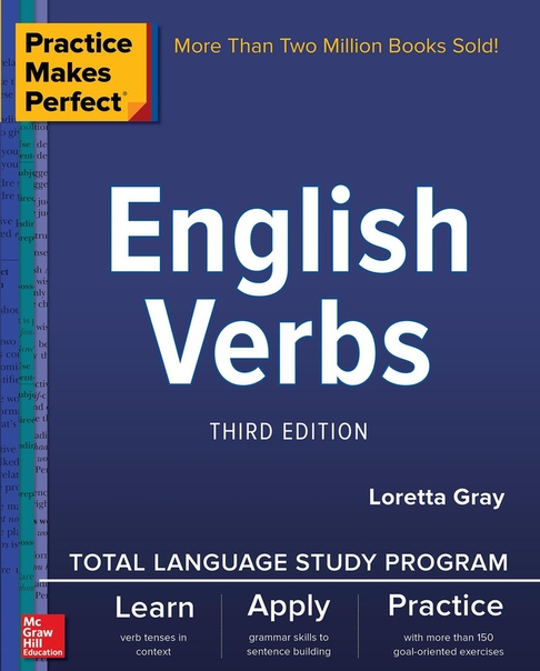 Practice Makes Perfect English Verbs, 3rd Edition