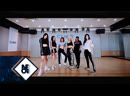 [ dance practice ] hwang xiyeon, arin-kassandra choi, jeon somi, wilhelmina charlotte, im nayeon, avrora vien « uh-oh »