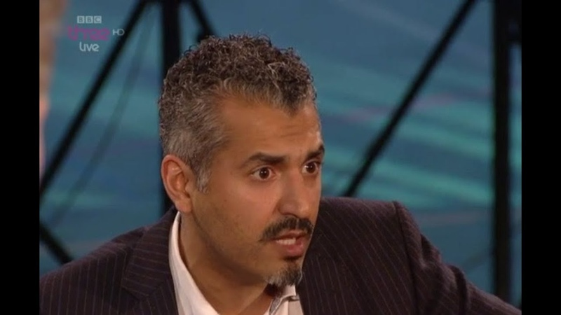 BBC3 'Free Speech' 'Can you be Gay and Muslim ' Maajid Nawaz vs Abdullah al Andalusi
