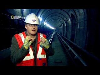 Чудеса инженерии: Туннель / Документальный / National Geographic