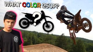 What 250F will Dangerboy Deegan Ride?!?