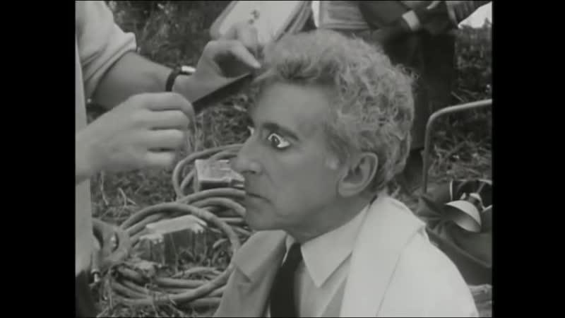 Interview de Cocteau sur le Testament d'Orphée