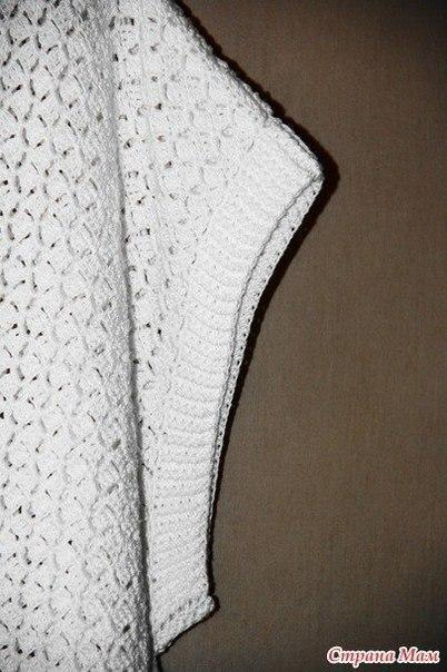 [club5670814|  Простое белое платье   ...