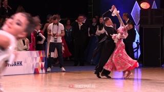 Сверидонов Евгений - Баркова Ангелина   Быстрый шаг   Чемпионат России 2020   DanceSport