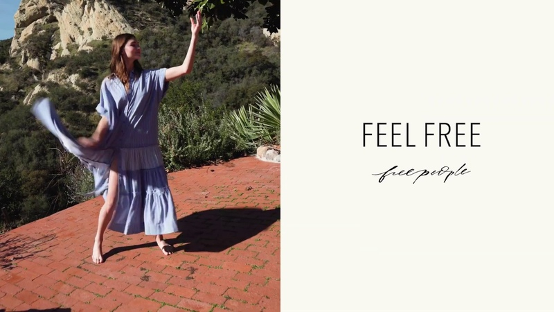 Free People Feel Free Spring Collection