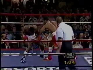 Iran Barkley vs Robbie Sims
