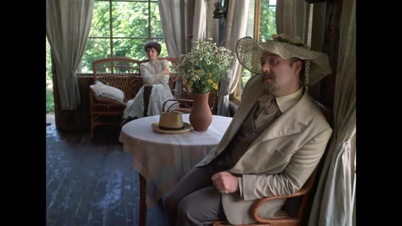Отрывок из фильма Неоконченная пьеса для механического пианино, 1977 г.