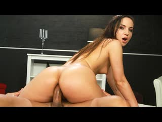 Kristy Black - Kristy Is The Anal Queen (Anal, Big Ass, Blowjob, Brunette, Oil, Hardcore, Gonzo, Natural Tits)