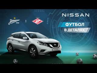 «Футбол в деталях» с Nissan. Карен Адамян и Михаил Кержаков