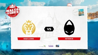 MAD Lions vs x6tence - Malta Vibes - map1 - de_vertigo [Gromjkeee & MintGod]