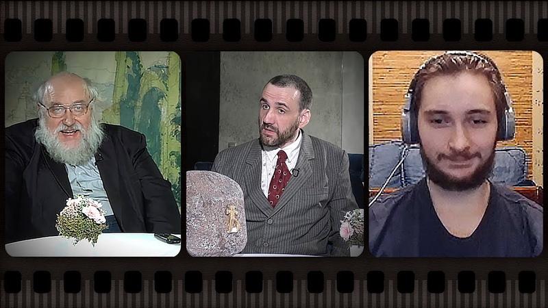 Васил и Бояршинов слушают Храброва любящего СТАЛИНА FULL Yaldabogov