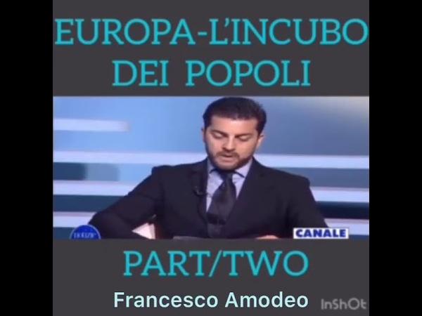 Documenti desegretati sul Golpe Europeo ai danni dell'Italia mostrati in diretta TV