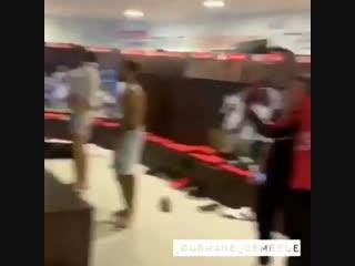 Реакция игроков Лиона на результат жеребьевки ЛЧ