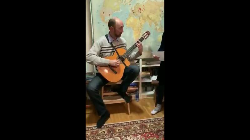 Мама гитаристка автор Лев Шишов исп Виолетта Леви