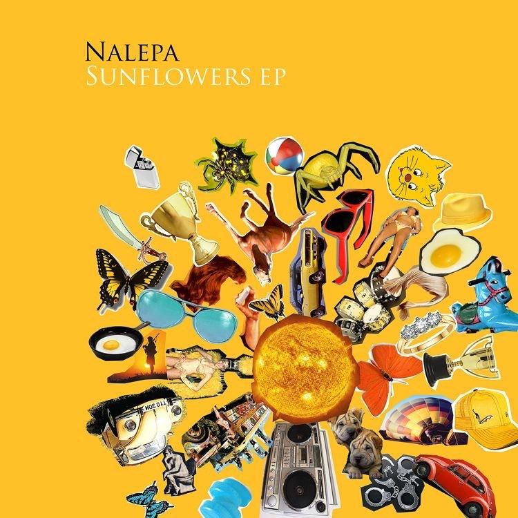 Nalepa album Sunflowers - EP