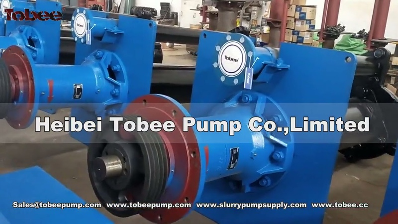 100 RV SPR vertical pumps wth 1800mm submerged length