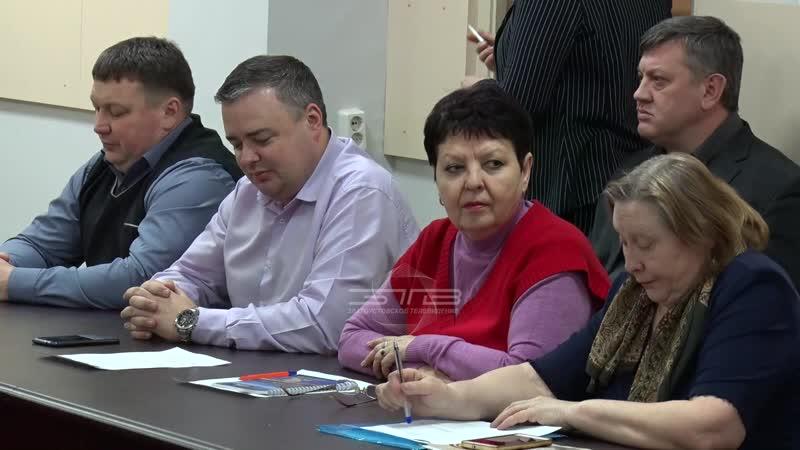 Злободневные вопросы обсудили участники Совета многоквартирных домов на очередном общем заседании