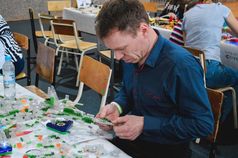 Конструктория в Ишиме 29 февраля - 1 марта. Фотограф Елизовета Козина - 4